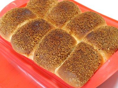 Lekue (ルクエ) スチームケースで油で揚げないカレーパン(焼きカレーパン)