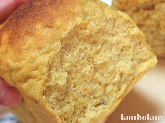 カレーご飯パン